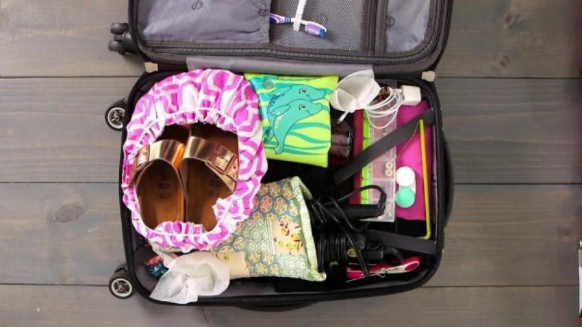 Packing hacks for travel