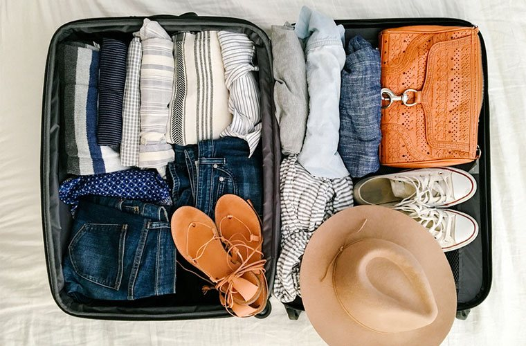 Packing hacks for travel