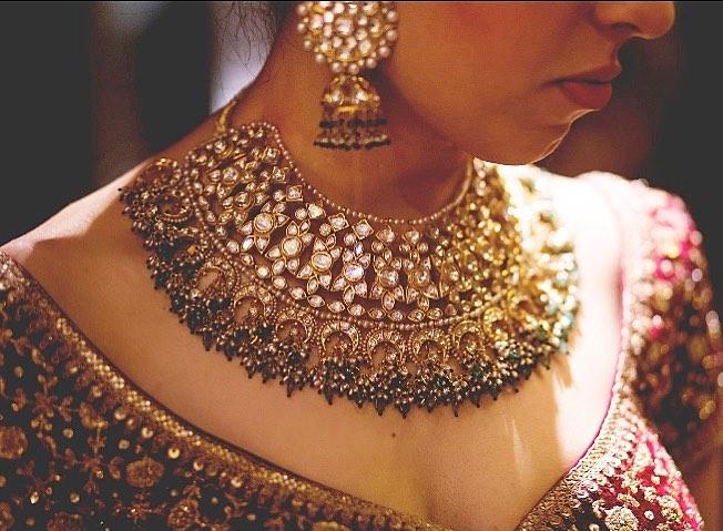 bridal jewelry necklace