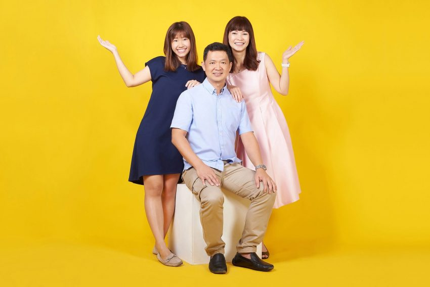 studio photoshoot singapore